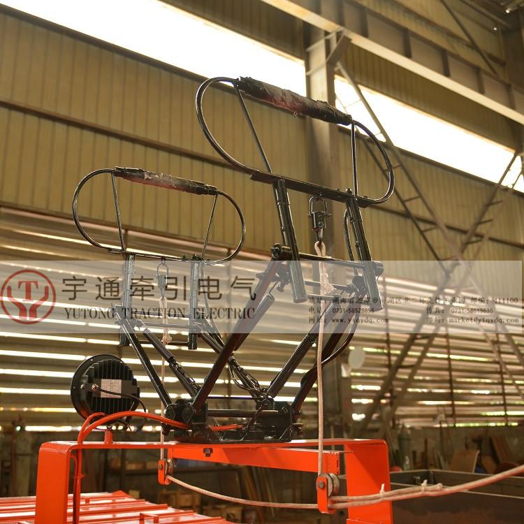 矿用架线式英亚体育app手机版英亚国际app下载1.5吨车受电弓头