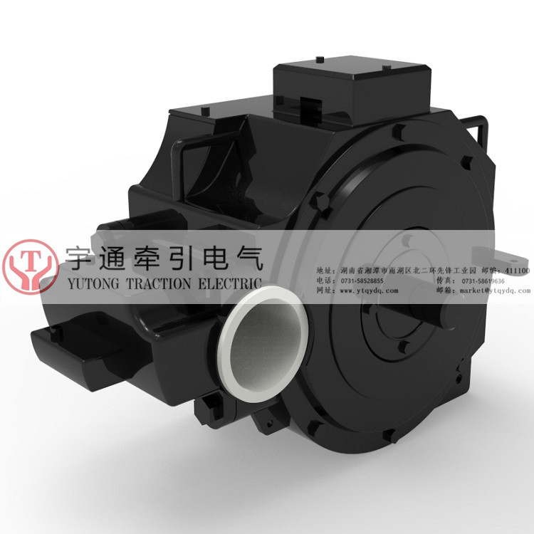 CJY7吨矿用架线式英亚体育app手机版ZQ-21直流牵引电机